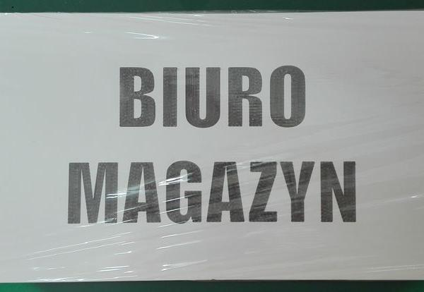 biuro magazyn